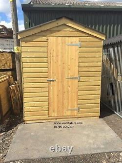 10' x 16'' Heavy Garden Shed Timber shed VA029