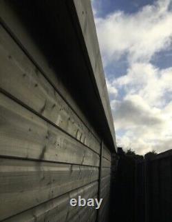14x10'Roseberry Summerhouse' Heavy Duty Wooden Garden Shed/Summerhouse