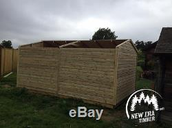 picture garden sheds 3x2