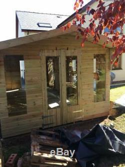 20x10 Garden Shed, Summerhouse, Garden Building, Workshop, FREE INSTALL