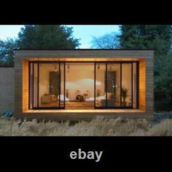 5m x 3m Garden Room, Office, Mancave, Gym, Summerhouse, Fully Insulated/shed/