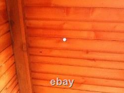 6x4 B-Grade T&G Wooden Garden Shed Factory Seconds Cheap Garden Hut shed