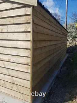 7.2 x 3.6m CAR PORT, DOUBLE FIELD SHELTER, GARDEN SHED! 07940912751