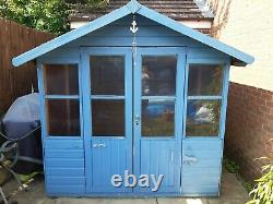 7 x 7 Foot Summer House / Shed / Garden Room