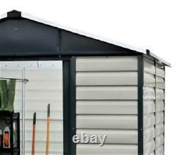 854 Returned Yardmaster Shiplap Garden Shed Maximum External Size 8'x 6'6