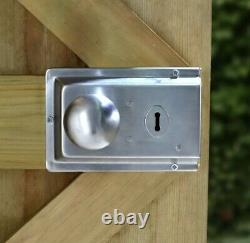 GARDEN SHED 10x8 PENT SHED WINDOWS DOUBLE DOOR
