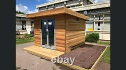 Garden Office RoomGymsummer HouseShedWork spaceMan CaveBar