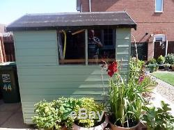 Garden Shed 6 x 4 Tongue and Groove