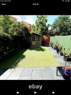 Garden Shed Summerhouse 6 X 10 6ft By 10ft Cuprinol Seagrass