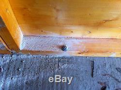Garden Shed workshop/Garage 20X10 Apex 8ft D/D +single 3X2frame 1thick floor
