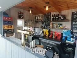Garden bar pub shed office