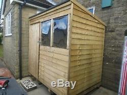 Garden shed 7' x 5