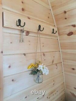 Glamping Pod-Home Office-Garden-Studio-Shed-Fishing Hut-Visiting Pod