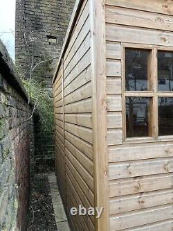 Large Garden Shed Or Garden Studio Storage Or Home Working