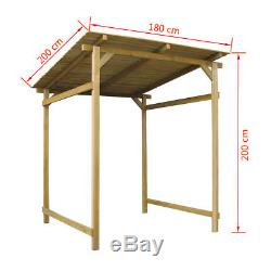 Groovy Large Wooden Garden Shed House Storage Lean To Canopy Interior Design Ideas Skatsoteloinfo