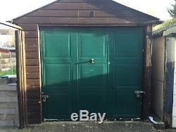 Large timber treated Wooden Garden Shed Outdoor Store Garage