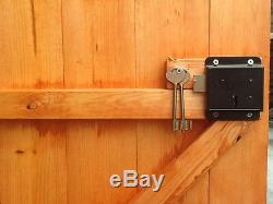 Pinelap 4x3 Wooden Tool Shed Fully T&G Garden Store 4FT x 3FT Outdoor Hut
