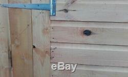 Pinelap Apex Garden Shed / Factory Seconds / Fully T&G / Fast Delivery