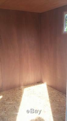 Shepherds hut, 12x8 garden shed, spare room, play house, office! 07940912751