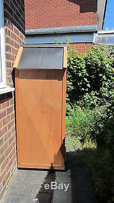 Small Wooden Garden Patio Shed Tool Store Storage