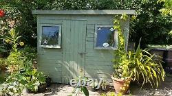 Summer House/Large Garden Shed 8x6ft
