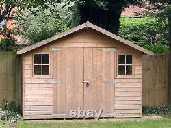 Top Quality Garden Shed Tongue & Groove Shiplap