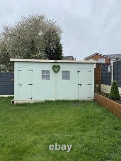 Used garden sheds