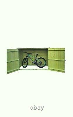 Wooden, Garden, Bike Store/Shed