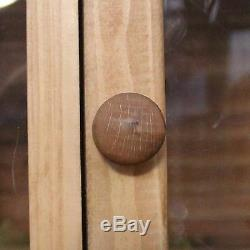 Wooden Garden Greenhouse 4x6 Growhouse Potting Shed Outdoor Storage 4ft 6ft