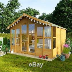Garden Sheds 8x10 summer house 8x10 garden shed flooring included traditional