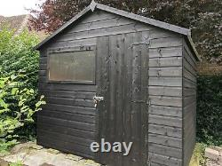Wooden garden shed excellent condition